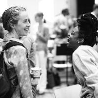 Photo Flash: Sneak Peek - Signature Theatre's AND I AND SILENCE Begins Tonight