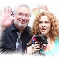 FREEZE FRAME: Peters & Fierstein Host the 15th Annual Broadway Barks!