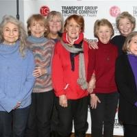 FREEZE FRAME: Meet the Cast of Transport Group's I REMEMBER MAMA