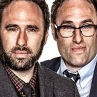 The Sklar Brothers Come to Comedy Works Larimer Square This Weekend