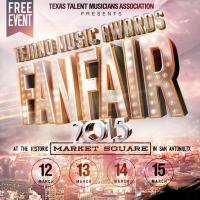 Tejano Music Awards Fan Fair 2015 Kicks Off Next Month in San Antonio