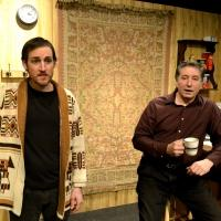 BWW Reviews: CHINESE COFFEE at The Nyack Village Theater