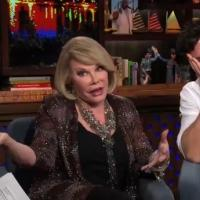 Joan Rivers Was Teaming Up with Andy Cohen on New Bravo Show