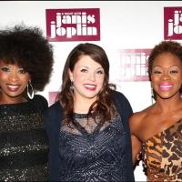 Photo Coverage: Queen of Psychedelic Soul Meets Broadway; A NIGHT WITH JANIS JOPIN Celebrates Opening Night!