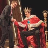 Photo Flash: First Look at Glimmerglass Festival's KING FOR A DAY