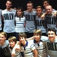 BEHIND THE SCENES: Live Cinema Broadcast of BILLY ELLIOT THE MUSICAL, Victoria Palace Theatre, September 28 2014