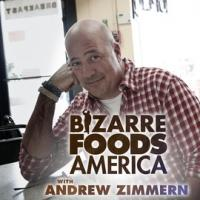 Andrew Zimmern to Host Travel Channel's BIZARRE FOODS AMERICA, 3/24