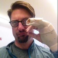 Christopher Sieber's MATILDA Debut Delayed Due to Hand Injury