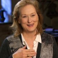 New Extended INTO THE WOODS Interview With Meryl Streep