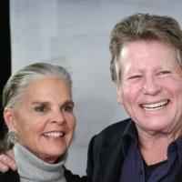 Photo Coverage: Ali MacGraw and Ryan O'Neal Reunite for  LOVE LETTERS Tour!