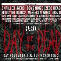 Skrillex, Deadmau5, Pretty Lights & More Set for Los Angeles' HARD DAY OF THE DEAD Today