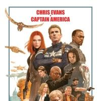 FIRST LOOK - Comic Book Artist Paolo Rivera Reveals New CAPTAIN AMERICA Poster Art