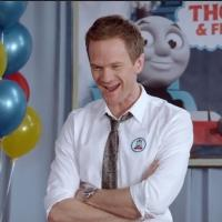 VIDEO: Neil Patrick Harris Shares THOMAS THE TANK ENGINE Obsession in All-New Funny or Die Video