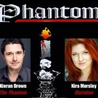 Brown & Morsley Lead Cast in London Premiere of Yeston & Kopit's PHANTOM