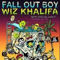 Fall Out Boy and Wiz Khalifa Play in Hershey Tonight