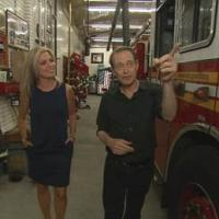 Steve Buscemi Discusses Firefighting & More on CBS SUNDAY MORNING Today