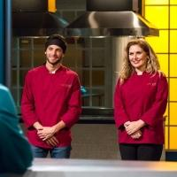 Judith Grace & Gabriel Coronel to Compete for TOP CHEF ESTRELLAS Title, 3/8