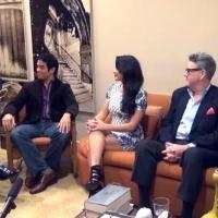 BWW TV Exclusive: BACKSTAGE WITH RICHARD RIDGE- ALADDIN's First Anniversary Special- Part 1!