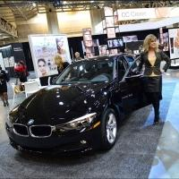 Mary Kay Surprises Adds a Black BMW to Signature Pink Cadillac