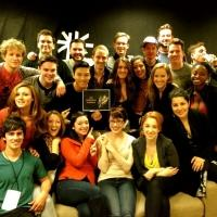 Photo Flash: Saturday Intermission Pics, Feb 23, Part 2 - LES MIS Tour Preps for the Oscars, HANDS ON A HARDBODY and More!