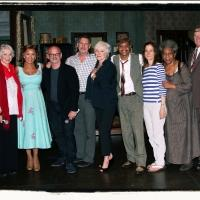 Photo Flash: Horton Foote Meet & Greet - Signature Theatre's THE OLD FRIENDS Meets Broadway's THE TRIP TO BOUNTIFUL