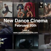 NEW DANCE CINEMA Celebrates Movement and the Moving Image at SCENE Space Tonight