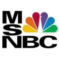 MSNBC Ranks as No. 2 Cable News Network August