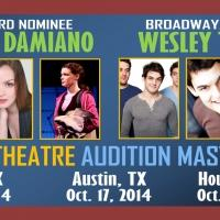 BWW Interviews: Jennifer Damiano & Wesley Taylor Talk Straight From New York Masterclasses