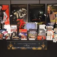 2014 SAG Awards Holiday Auction Ends This Sunday
