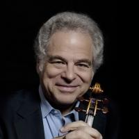 Itzhak Perlman and Rohan De Silva to Perform at Walt Disney Concert Hall, 1/21