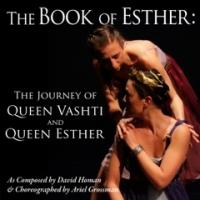 David Homan Releases THE BOOK OF ESTHER
