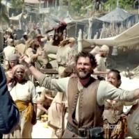 VIDEO: Behind the Scenes - Pirate Drama BLACK SAILS on Starz, Premiering Tonight