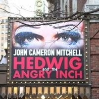 Up on the Marquee: HEDWIG AND THE ANGRY INCH with John Cameron Mitchell!