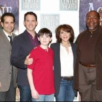 FREEZE FRAME: Tony Shalhoub, Santino Fontana & Cast of ACT ONE Meets the Press