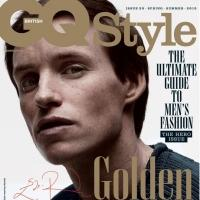 First Look: Eddie Redmayne Featured on British GQ Cover, Talks Upcoming Transgender Role