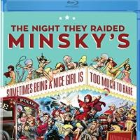 THE NIGHT THEY RAIDED MINSKY'S Blu-ray Out Today