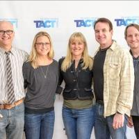 Photo Flash: Sneak Peek at the Cast of TACT's ABUNDANCE in Rehearsal