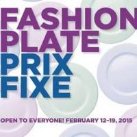 Fashion Plate Prix Fixe to Return to Lincoln Square for its Final Season