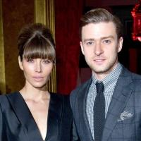 Fashion Photo of the Day 2/24/13 - Jessica Biel and Justin Timberlake