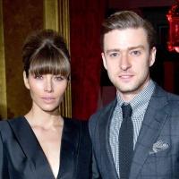 Fashion Photo of the Day 2/24/13 - Jessica Biel and Justin Timberlake