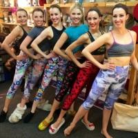 Photo Flash: Saturday Intermission Pics, 7/26- BULLETS Celebrates National Dance Day and More
