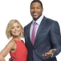 Scoop: LIVE WITH KELLY AND MICHAEL - Week of August 4, 2014