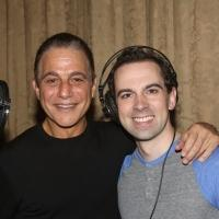 Photo Coverage: Inside the HONEYMOON IN VEGAS Original Cast Recording Sessions!