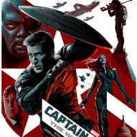 First Look - IMAX Poster for Marvel's CAPTAIN AMERICA: THE WINTER SOLDIER