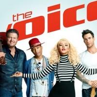 NBC's THE VOICE Tops Its Year-Ago Tuesday Debut