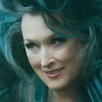 Meryl Streep In New 'Last Midnight' INTO THE WOODS Social Media Image