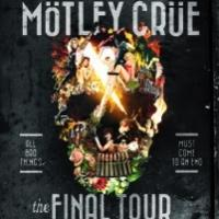 Motley Crue to Kick Off THE FINAL TOUR, Today