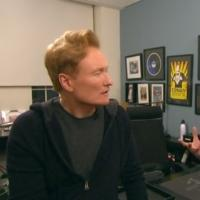 VIDEO: Conan & Billy Eichner Join Grindr on CONAN!