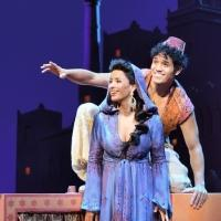 BWW TV Exclusive: BACKSTAGE WITH RICHARD RIDGE- ALADDIN's First Anniversary Special- Part 2!