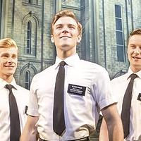 BWW Reviews: Worth Its Weight in Golden Plates - THE BOOK OF MORMON